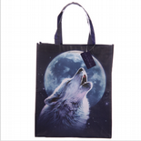 Licensed Wolf Shopping Bag